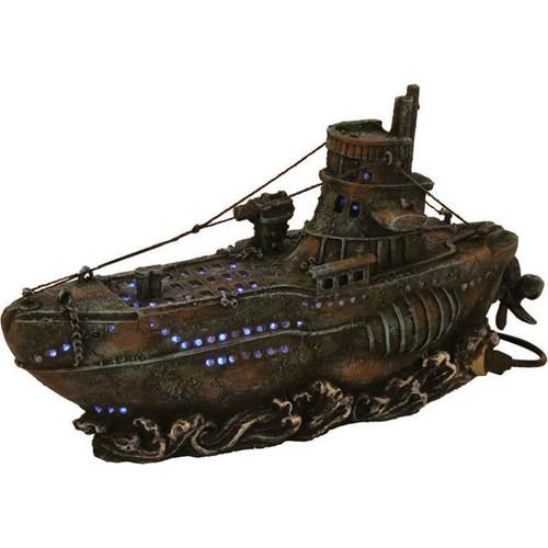 Chicos-Dekor Işıklı Denizaltı (26X9X14,5)