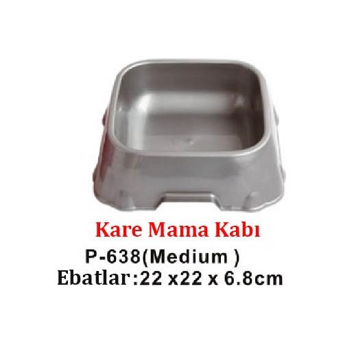 Percell Plastik Mama Su Kabı 1 Lt Kırmızı