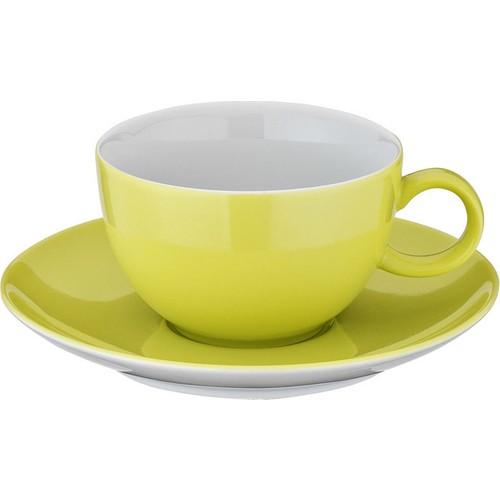 Kütahya Porselen 12 Parça Çay Takımı Fıstık Yeşili