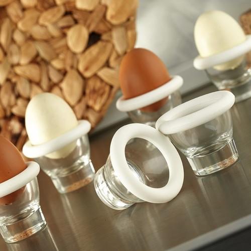 Kütahya Porselen 6'Lı Yumurtalık Seti