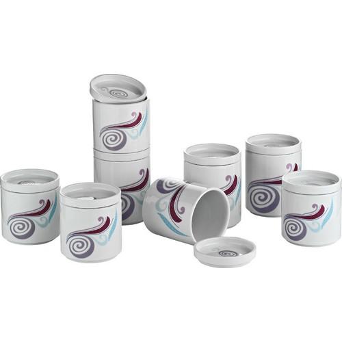 Kütahya Porselen Porselen Baharat Takımı 3