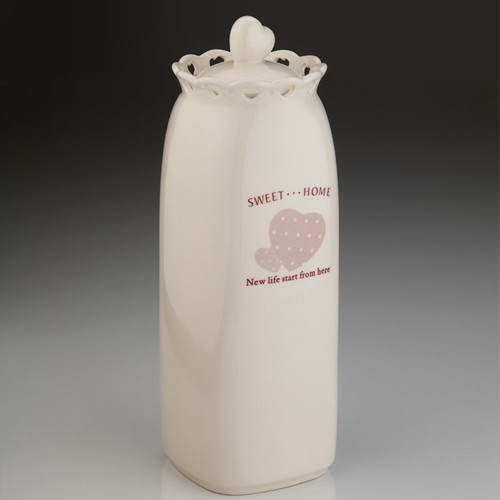 Kütahya Porselen Sweet Home 29 Cm Baharatlık