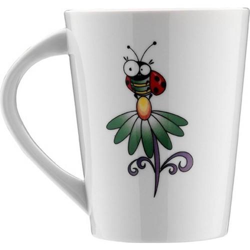 Kütahya Porselen Zıpır Böcek Kupa