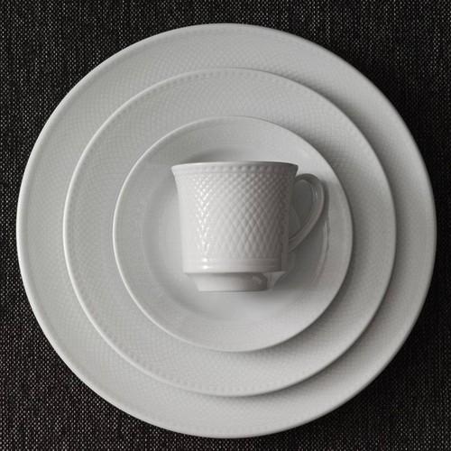 Kütahya Porselen Zümrüt 77 Parça Yemek Takımı