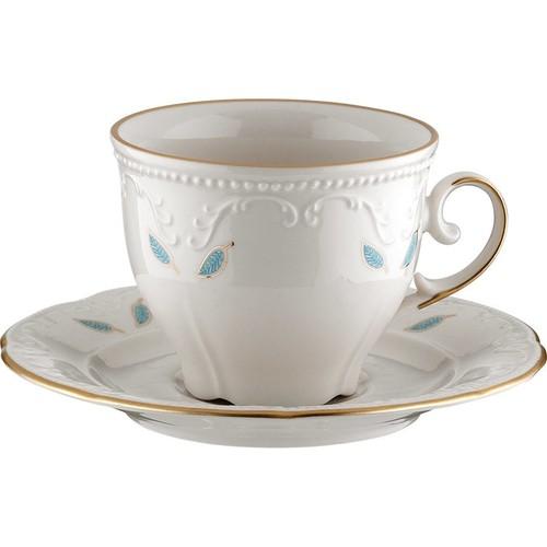 Mitterteich Caprice 778214 Desen Çay Fincanı Ve Tabağı