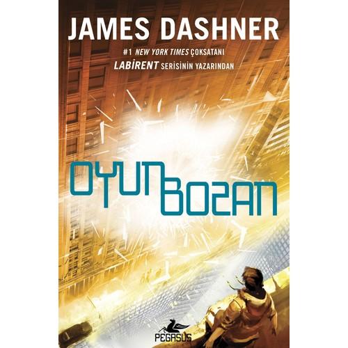 Oyunbozan - James Dashner