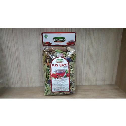 Mindivan Özel Yapım Bitkisel Kış Çayı