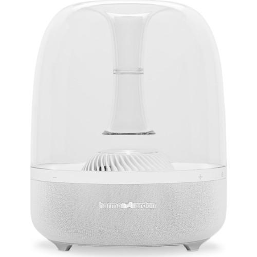 Harman Kardon AuraPlus Spotify Bağlantılı Bluetooth Hoparlör Beyaz