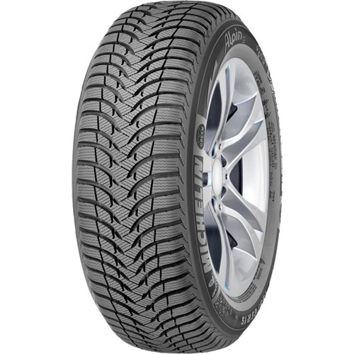 Michelin 185/60 R15 Xl Tl 88 T Alpın A4 Grnx Bınek Kış Lastik 2016