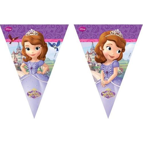 Disney Prenses Sofia Bayrak Set