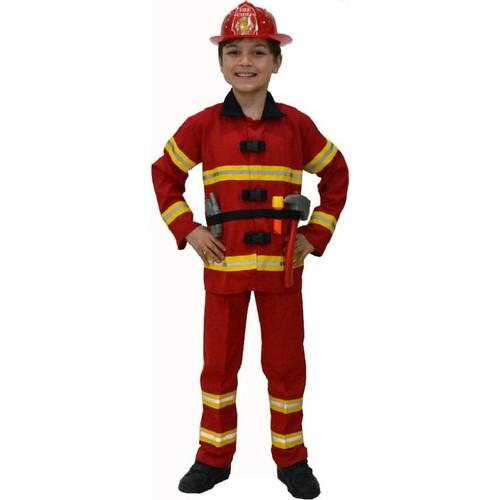 Hkostüm Lüx İtfaiyeci Çocuk Kostümü