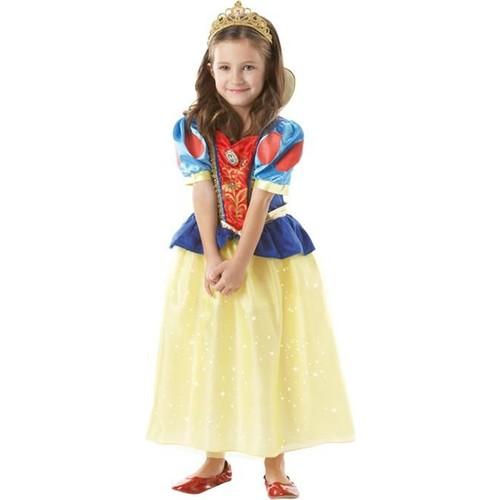 Rubies Pamuk Prenses Sparkle Kostüm 7-8 Yaş