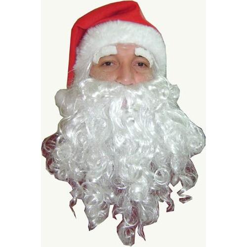 Bindallı Kostüm Noel Baba Sakalı