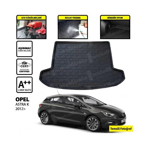 Opel Astra K Hb Bagaj Havuzu 2012