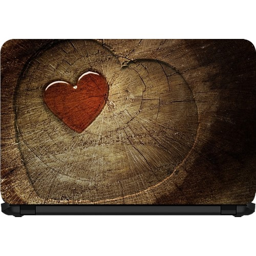 15.6 INC Notebook Sticker Aşk Damlası