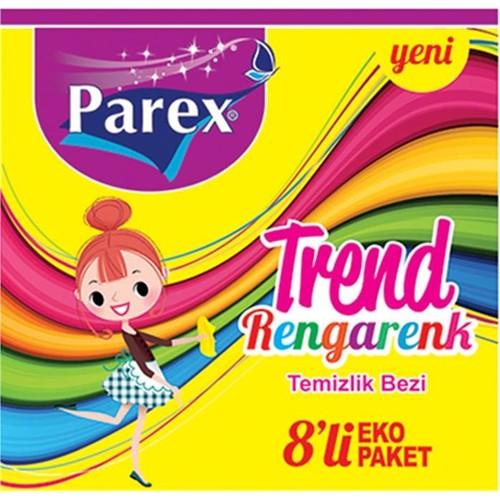 Parex Temizlik Bezı 8 Al 4 Ode*24