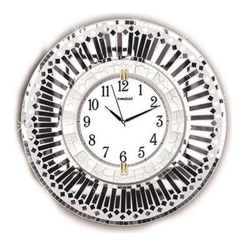 Tıme Gold Zqdekor Ayna Saat Tg261-S