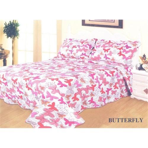 Cotton Low Butterfly Pamuk Dolgulu Yatak.O. C.K