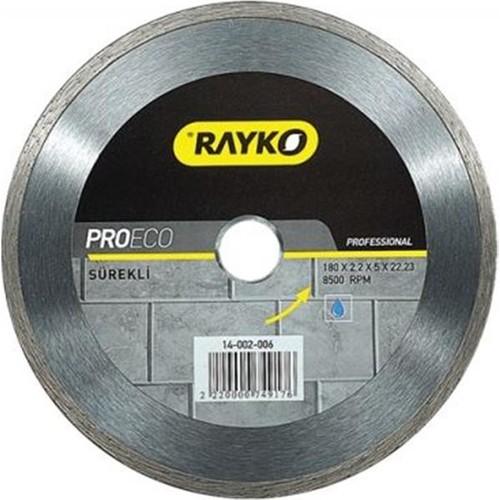 Rayko Elmas Testere 230*2,4*5*22,2 Sureklı Proeco
