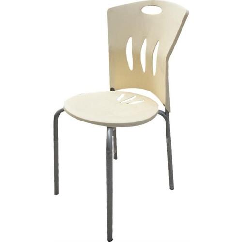 Plastıco Roma Krem Sandalye