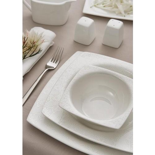 Karaca 86 Parça Fine Pearl Helen Yemek Takımı