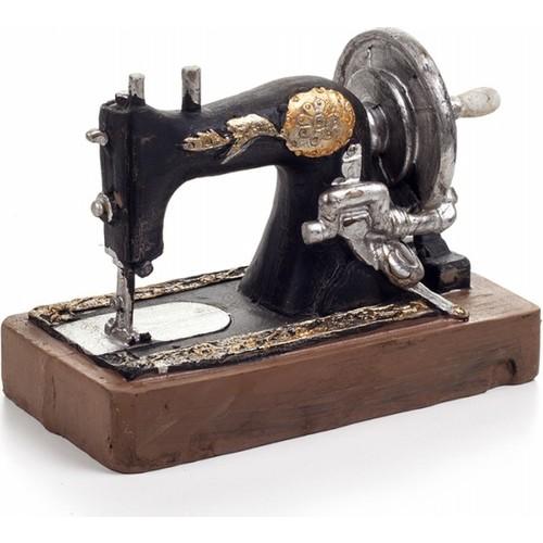 Decotown Nostaljik Dikiş Makinası Biblo
