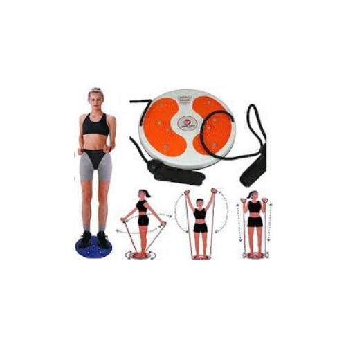 Original Boutique Bel İncelten Waist Twisting Spor Aleti (İpli)