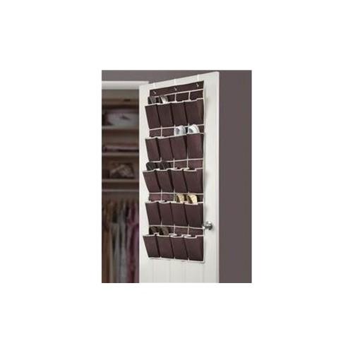 Original Boutique Welfare Kapı Arkası Ayakkabı Ve Terliklik/ ( Siyah 20 Li )