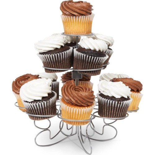 Pratik Fancy Wire Cupcake Standı
