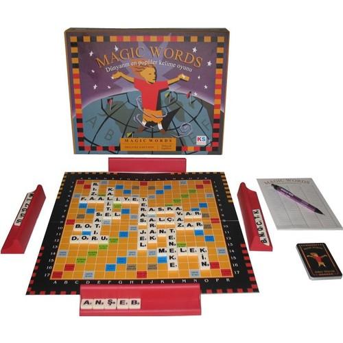 Hobi Eğitim Dünyası Magic Words Kelime Oyunu