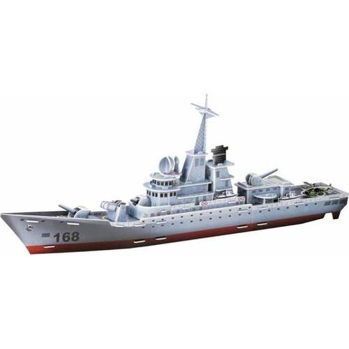 Hobi Eğitim Dünyası Savaş Gemisi 168
