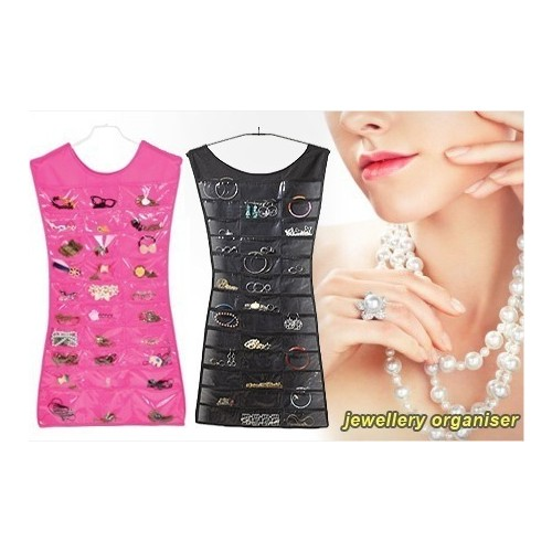 Original Boutique Elbise Şeklinde Takı Organizer