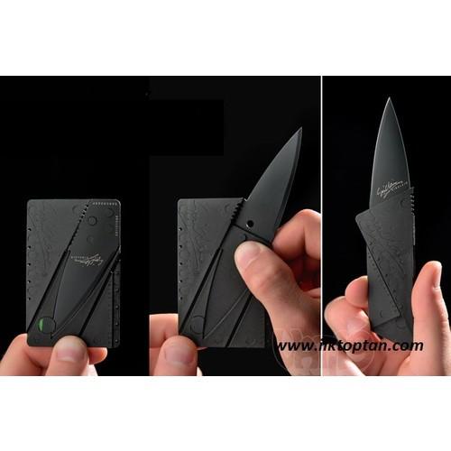 Original Boutique Kredi Kartı Şeklinde Bıçak Sharp Air
