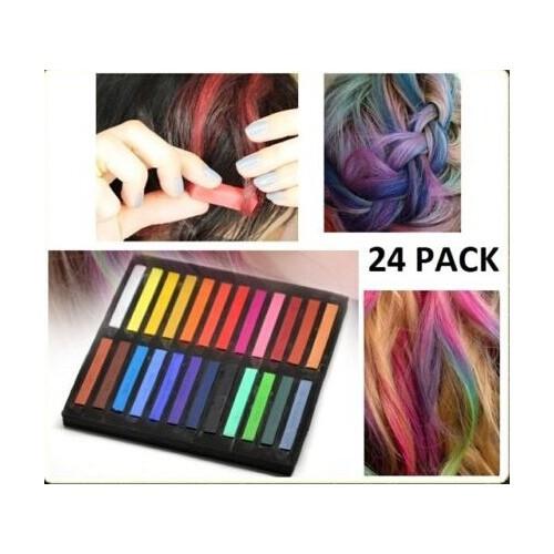 Original Boutique Saç Tebeşiri Magic Hair 24'lü