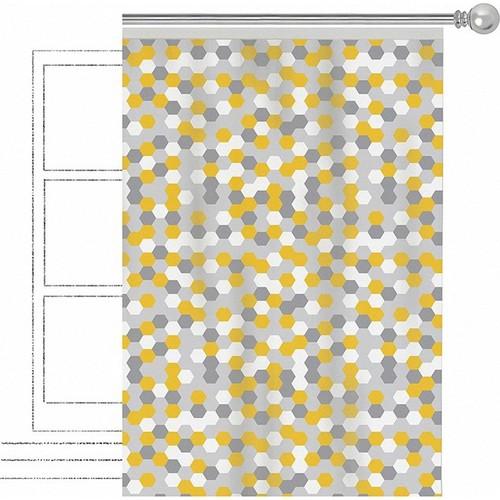 Apolena Dekoratif Fon Perde 308-8820-1