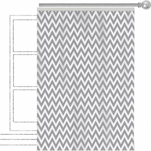 Apolena Dekoratif Fon Perde 308-8760-3