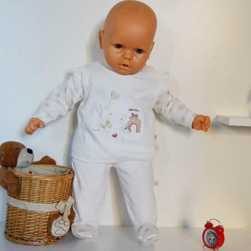 Carmin Baby TKK287 2li Bebek Takımı