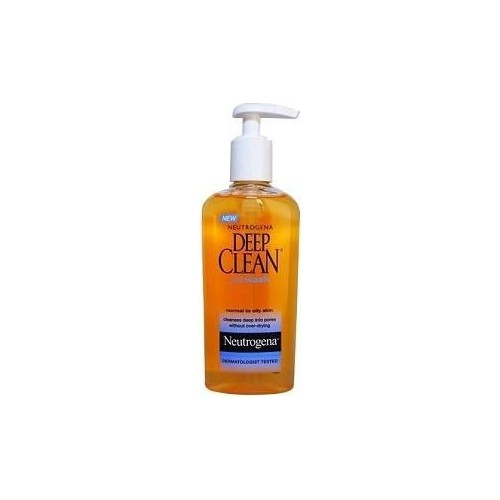 Neutrogena Deep Clean Gel Wash 200Ml - Yüz Temizleme Jeli