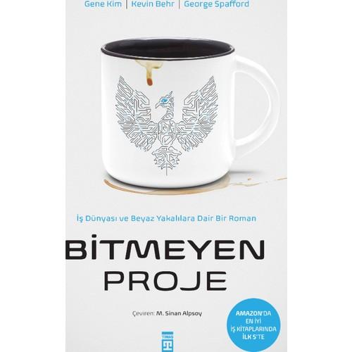 Bitmeyen Proje - Gene Kim