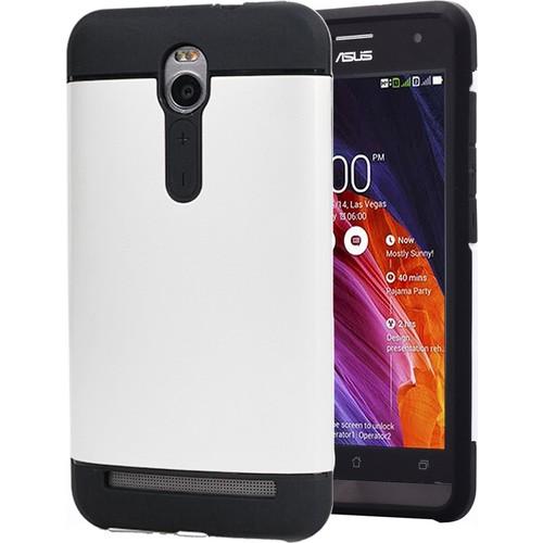 CaseUp Asus Zenfone 2 5.5'' Kılıf Slim Fit Dual Layer Ar Cam