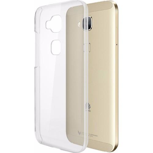 CaseUp Huawei Ascend G8 Kılıf Kristal Şeffaf Kırılmaz Cam