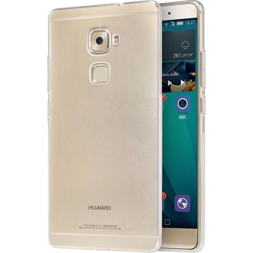 CaseUp Huawei Mate S Kılıf Transparent Soft Cam