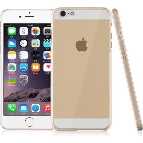 CaseUp Kristal Şefffaf iPhone 6 (4.7) kılıf Cam