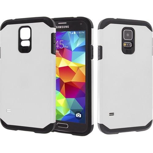 CaseUp Samsung Galaxy S5 Kılıf Çift Katmanlı Tam Koruma Cam