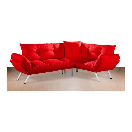 Sigma Tasarım Doğa Köşe Koltuk Kırmızı
