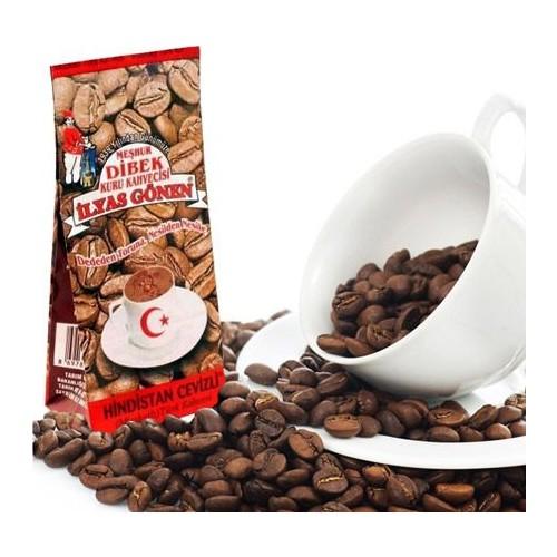 Dibek Kuru Kahvecisi İ.Gönen Hindistan Cevizli Türk Kahvesi 100Gr