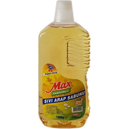 Bodex Flore Max Parfümlü Sıvı Arap Sabunu 1 Kg