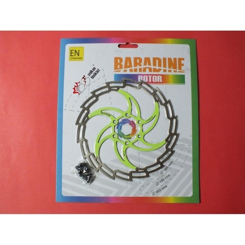 Baradine Rotor DB05 160mm