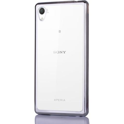 Gpack Sony Xperia Z2 Kılıf Lazer Silikon