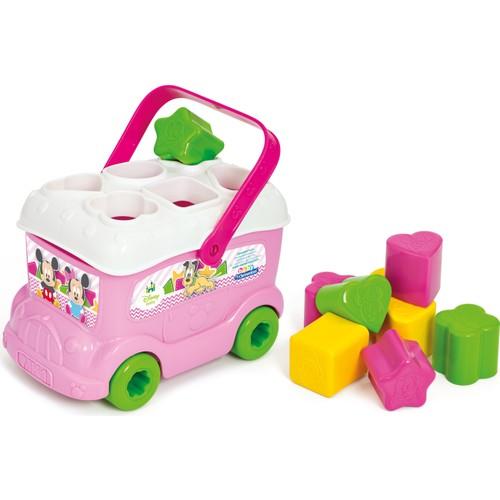 Clementoni Disney Baby Minnie Bultak Otobüs